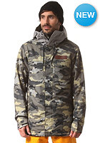 OAKLEY Division Insulated Snow Jacket olive camo