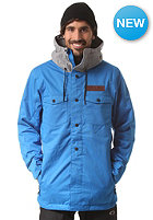 OAKLEY Division Insulated Snow Jacket skydiver blue