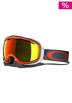 OAKLEY Elevate Goggle 2013 freedom plaid fire