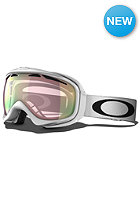 Elevate Goggle 2013 polished white vr50 pink iridium