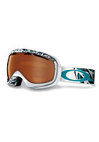 OAKLEY Elevate Jenny Jones Signature Snow Goggle 2013 feather plum/black iridium