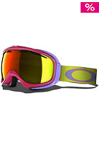 OAKLEY Elevate Snow Goggle 2013 sunset/fire iridium