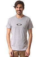 OAKLEY Ellipse Me S/S T-Shirt heather grey