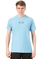 OAKLEY Ellipse S/S Rashguard ethereal blue