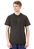 OAKLEY Ellipse S/S Rashguard jet black