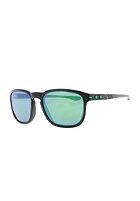 OAKLEY Enduro Sunglasses black ink/jade irid pol
