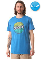 OAKLEY Factory Circle S/S T-Shirt electric blue