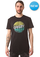 OAKLEY Factory Circle S/S T-Shirt jet black