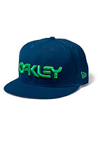 OAKLEY Factory New Era Cap blue depths