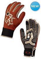 OAKLEY Factory Park Gloves burnnt henna