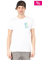 OAKLEY Factory Pilot Basic S/S T-Shirt white