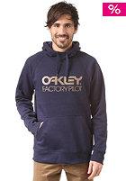 OAKLEY Factory Pilot Hooded Sweat blue