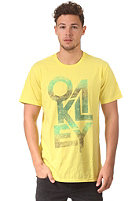 OAKLEY Factory Pilot Remix S/S T-Shirt aurora yellow