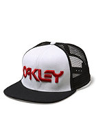OAKLEY Factory Trucker Cap light grey