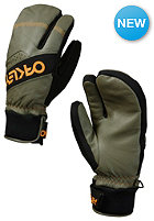 OAKLEY Factory Winter Trigger Mitt Gloves worn olive