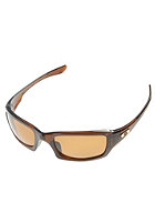 OAKLEY Five Squared Sunglasses polished rootbeer bronze polarized
