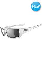 OAKLEY Five Squared Sunglasses polished white/black iridium polarized