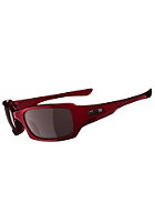 OAKLEY Fives Squared metallic red/grey polarized