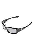 OAKLEY Fives Squared Polarized Sunglasses polished black/ black iridium
