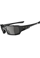 OAKLEY Fives Squared Sunglasses polished black grey