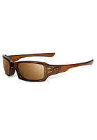 OAKLEY Fives Squared Sunglasses rootbeer dark bronze