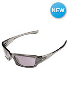 OAKLEY Fives Sunglasses grey smoke/ warm grey