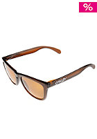 OAKLEY Frogskin Polarized Sunglasses polished rootbeer/ bronze polarized