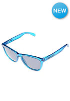 OAKLEY Frogskin Sunglasses acid blue/ grey