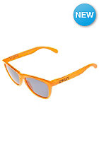 OAKLEY Frogskin Sunglasses acid orange/ grey