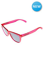OAKLEY Frogskin Sunglasses acid pink/ grey