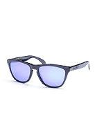 OAKLEY Frogskin Sunglasses black ink/violet irid pol