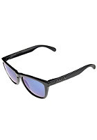 OAKLEY Frogskin Sunglasses matte black/ice iridium polarized