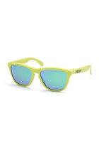 OAKLEY Frogskin Sunglasses matte fern/jade irid pol