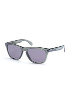 OAKLEY Frogskin Sunglasses olive ink/warm grey