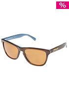 OAKLEY Frogskins LX Sunglasses Tortoise Blue bronze polar