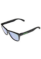 OAKLEY Frogskins Soft Touch Sunglasses black/jade iridium
