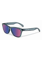 OAKLEY Frogskins Sunglasses crystal black red iridium