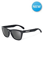 OAKLEY Frogskins Sunglasses polished black grey polarized