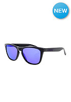 OAKLEY Frogskins Toxic Black Sunglasses dark grey/violet iridium