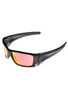 OAKLEY Fuel Cell Sunglasses polished black ink/ruby iridium