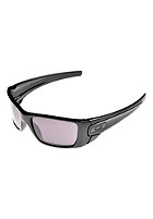 OAKLEY Fuel Cell Sunglasses polished black/ warm grey