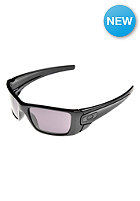 OAKLEY Full Cell Sunglasses polished black/ warm grey