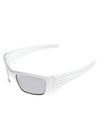 OAKLEY Full Cell Sunglasses polished white/ black iridium