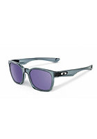 OAKLEY Garage Rock Sunglasses cyrstal black/vilote iridium