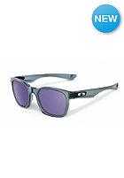 OAKLEY Garage Rock Sunglasses cyrstal black/vilote iridium