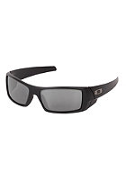 OAKLEY GasCan Sunglasses matte black black iridium polarized