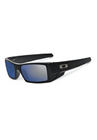 OAKLEY Gascan Sunglasses matte black/ice iridium polarized