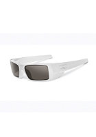OAKLEY GasCan Sunglasses polished white black iridium