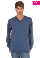 OAKLEY Hill Shock Sweater blue shade