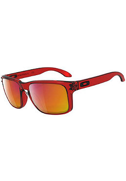 OAKLEY Holbrook crystal red/ruby iridium